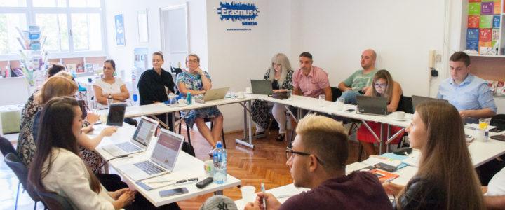 Sastanak Centralnoevropskog klastera Europass mreže